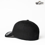 U15603 UFlex Adults Pro Style 6 Panel Fitted