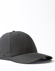 U15618 UFlex Adults High Tech Curved Peak Snapback