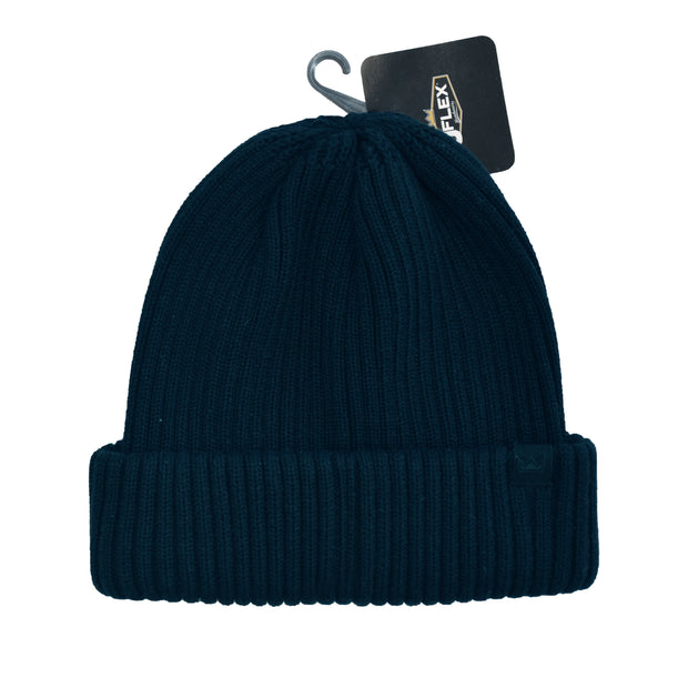 U20900 UFlex Cotton Fishermans Beanie
