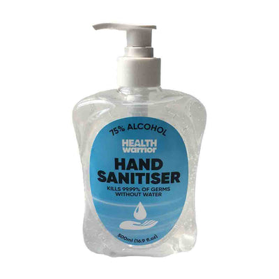 Health Warrior Hand Sanitiser