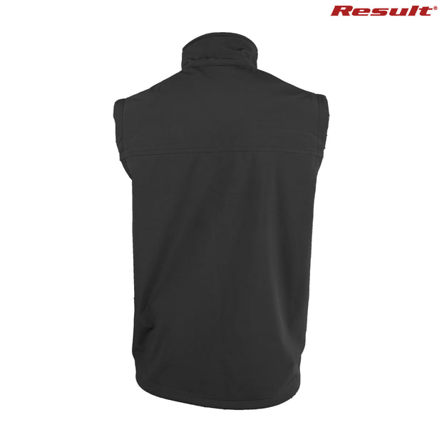 R014X Result Adults Classic Softshell Jacket