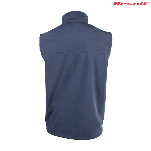 R014M Result Adults Classic Softshell Jacket
