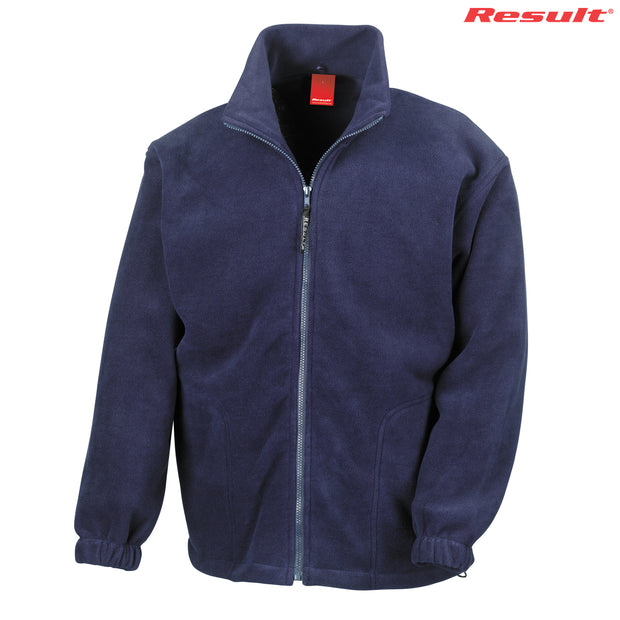 R036X Result Adult Polartherm Full Zip Top