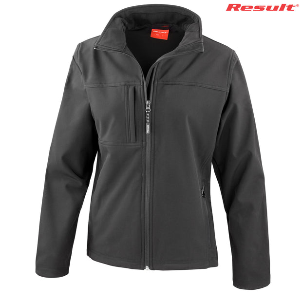 R121F Result Ladies' Classic Softshell Jacket