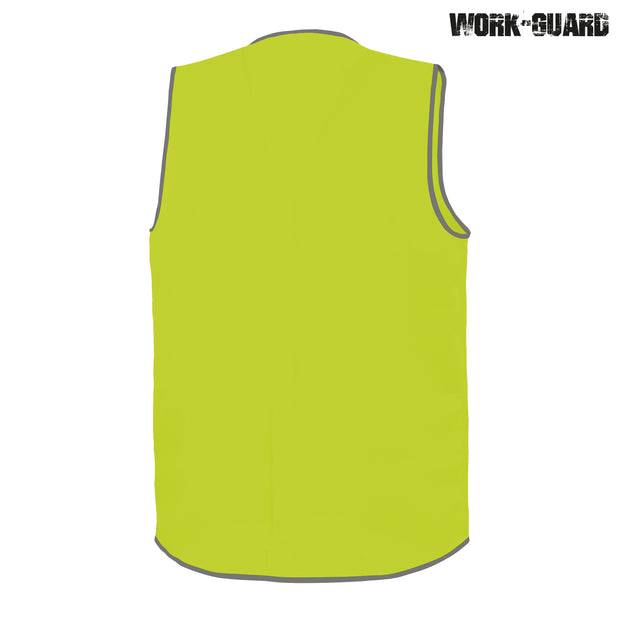 R200B Hi Visibility Youth Safety Vest Day Wear Only