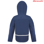 R224B Result Youth TX Performance Softshell Jacket