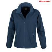 R231F Result Ladies' Printable Softshell Jacket