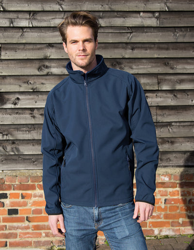 R231M Result Adult Printable Softshell Jacket