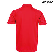 S288B Spiro Youth Impact Performance Aircool Polo
