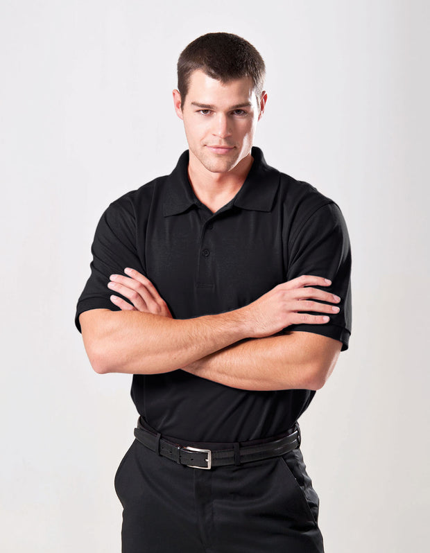 Z301 - Zorrel Mens Dri Balance Polo