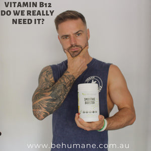 Vitamin B12 – Do we really need it?