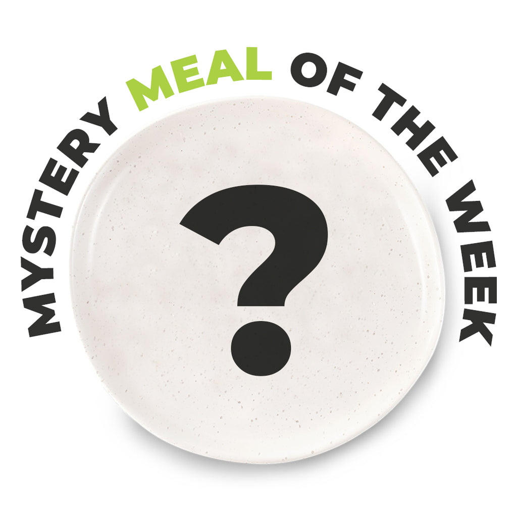 Mystery Meal of the Week