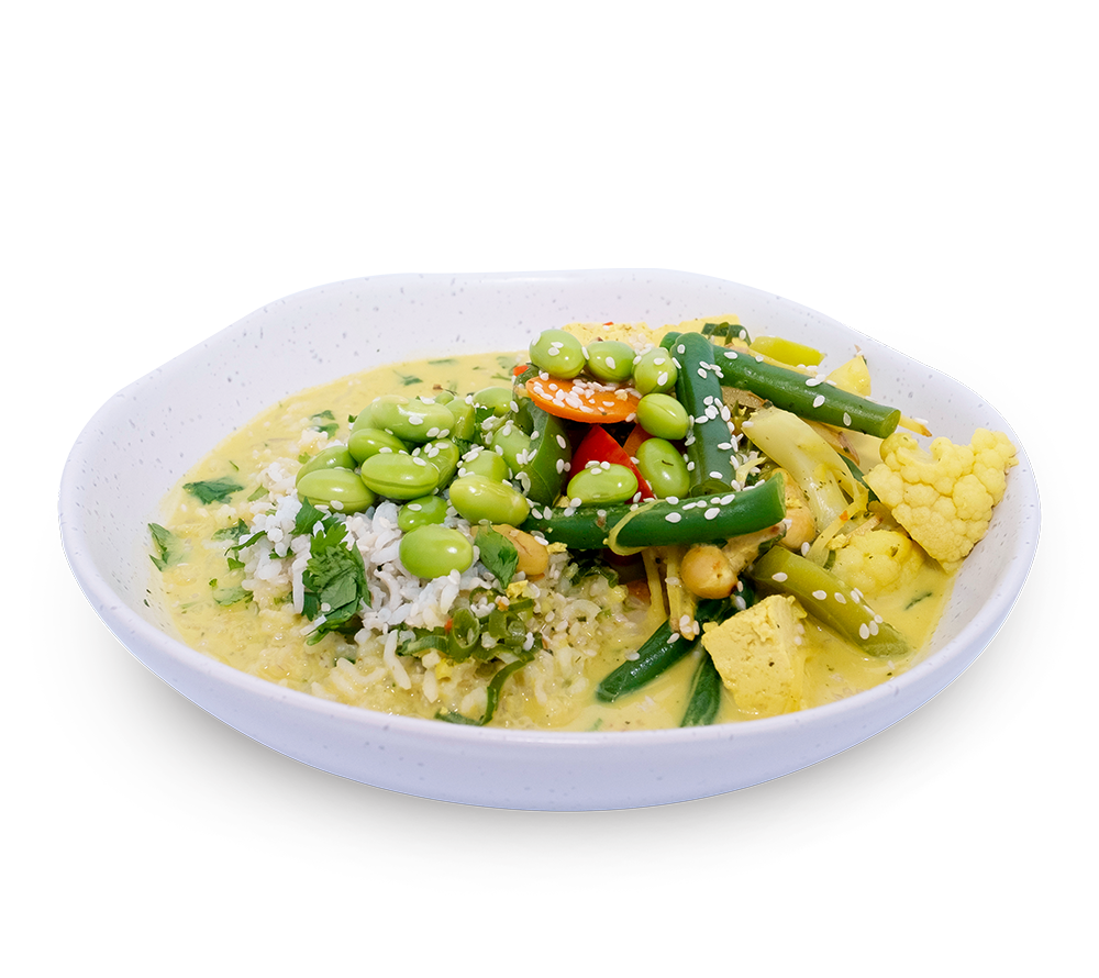 Malaysian Jungle Curry