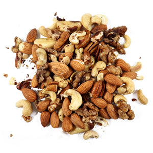 Activated Mixed Nuts (500g- Brazil, Cashews, Walnuts, Almonds and Pecans)