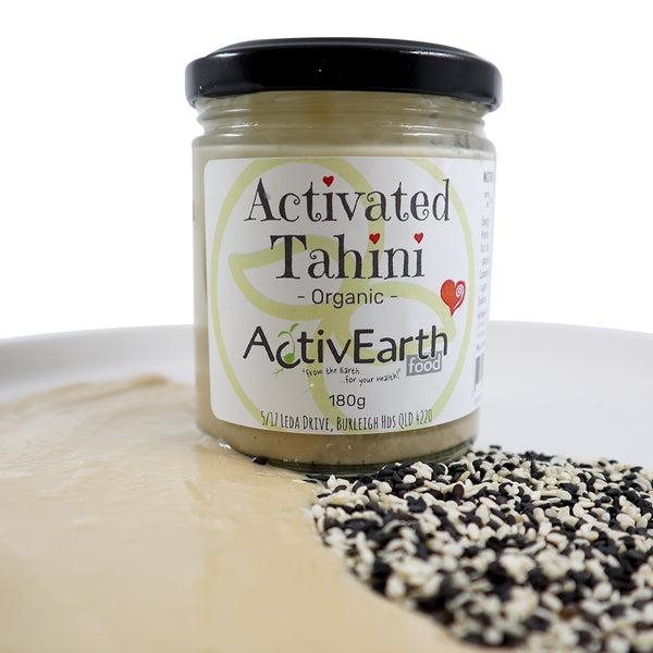 Activated Tahini (500g)