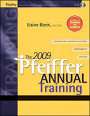 2009 Pfeiffer Annual Set: Training & Consulting [Elaine Biech]
