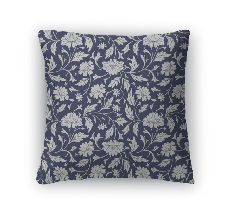 Throw Pillow, Chinese Pattern