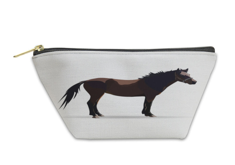 Accessory Pouch, Livestock Horse Illustration Icons Symbols