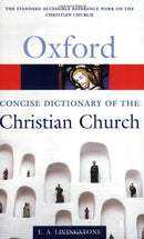 OXFORD CHRISTIAN CHURCH  DICTIONARY