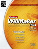 Quicken Willmaker Plus 2006 Edition Estate Planning Essentials Paperback.