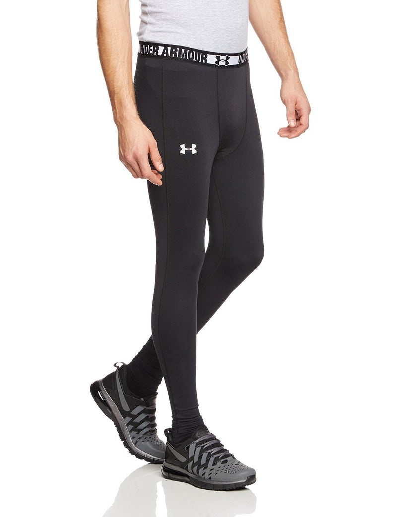 Under Armour Men's   Heatgear Compression Leggings  XXLarge  Black