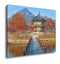 Gallery Wrapped Canvas, Gyeongbokgung Palace Seoul South Korea