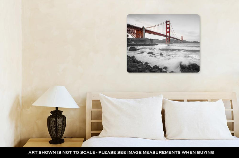 Metal Panel Print, Golden Gate Bridge