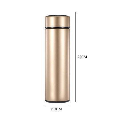 Stainless Steel Water Bottle/Thermos With Free Custom Logo