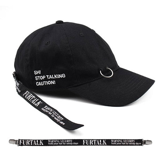 FURTALK  fashion caps for women and men baseball cap brand summer snapback boating skiing climbing Wind cap for windy days