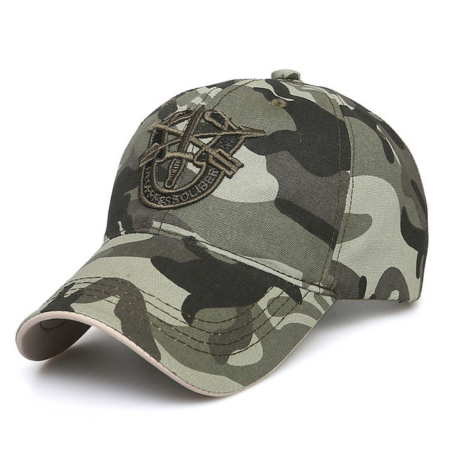 Hats & Caps Men Army Gorras Para Hombre Vintage Snapback Top Quality Women Black Luxury Brand 2018 New Designer Casual Snapback