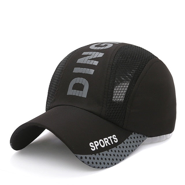 SPORTS SNAPBACK BASEBALL CAP BY: SAN VITALE