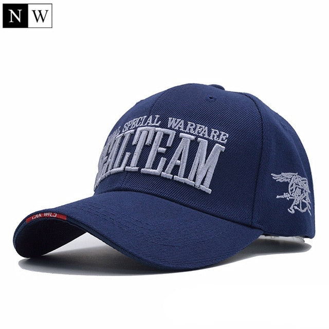 NORTHWOODUS Navy Seal Team Baseball Cap