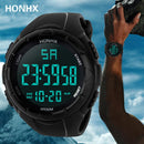 Men LED Digital  Water Proof Sport Watch (Swimming & Diving)