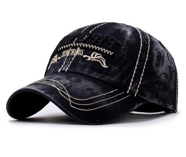 Jeans Baseball Caps for Men