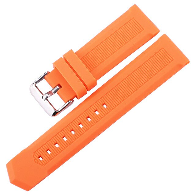 High Quality Silicone Rubber Sports Fashion Watchbands