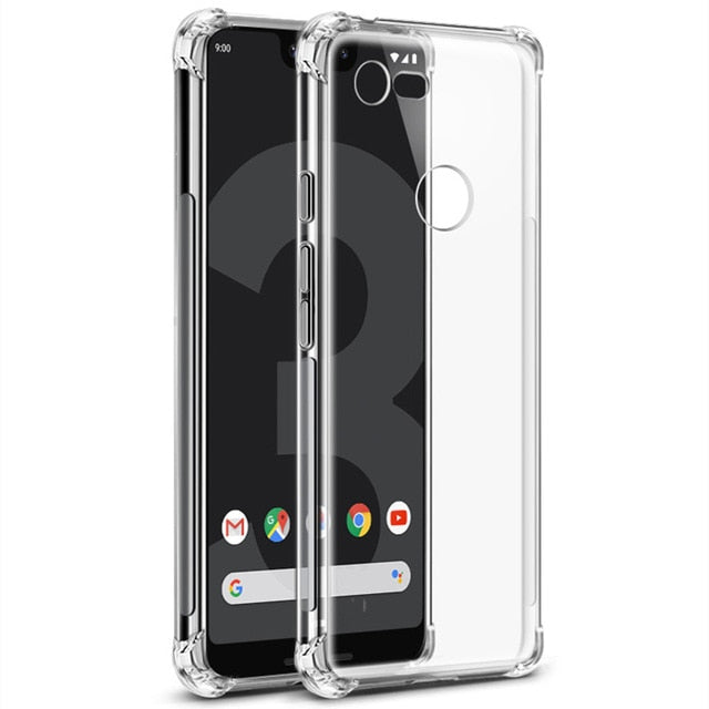Cell Phone Cover For Google Pixel XL, 2XL, 3A, 3AXL, 4, 4XL