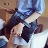 NEW Women Envelope Clutch Bag PU Leather Women Crossbody Bags Women Trend Handbag Messenger Bag Clutches