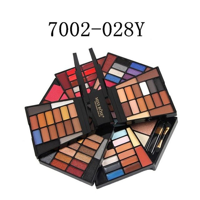 Makeup Set Box Professional 64 Color Eyeshadow Make Up Eyeshadow Lipstick Concealer Powder Makeup Kit De Maquiagem Cosmetics
