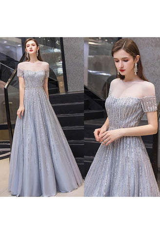 Image of A-Line Pageant Dresses Brilliant Rhinestones Beading - 7