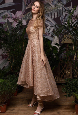 Image of High-Low Cocktail Dresses - 5