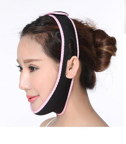 [MPTA00015]MEIPENG Anti Snore Aid Sleep Apnea  Stop Snoring Strap Belt Jaw Solution Chin Support