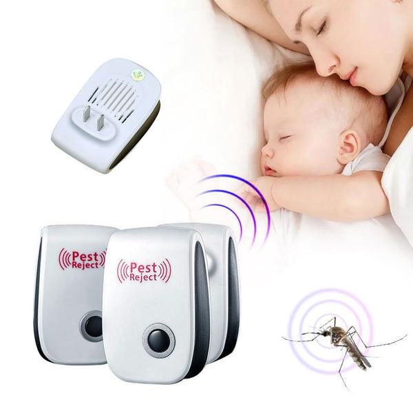 [MPHA00012] MEIPENG Ultrasonic Pest Reject Electronic Repeller Anti Mosquito Bug Mice Insect Killer Pest reject
