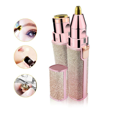 [MPTA00025] MEIPENG New lipstick electric shaver depilator for women