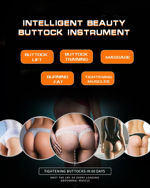 [MPHA00025] MEIPENG  Intelligent beauty buttock instrument buttock lift buttock training device massage instrument hip lifting device