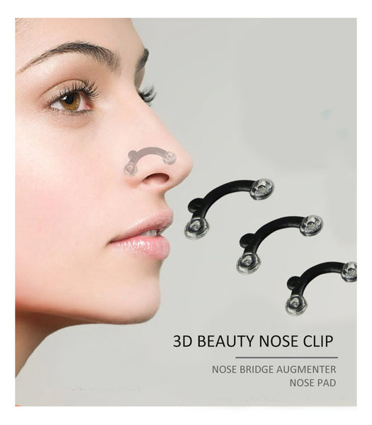 [MPTA00033] MEIPENG 3D beauty nose clip nose bridge augmenter nose pad nose augmenter invisible straightener