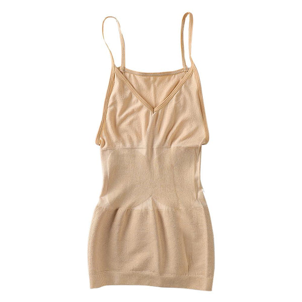 [MPFA00017] MEIPENG New Ladies Women Seamless Control Vest Body Shaper Shape Wear Underwear