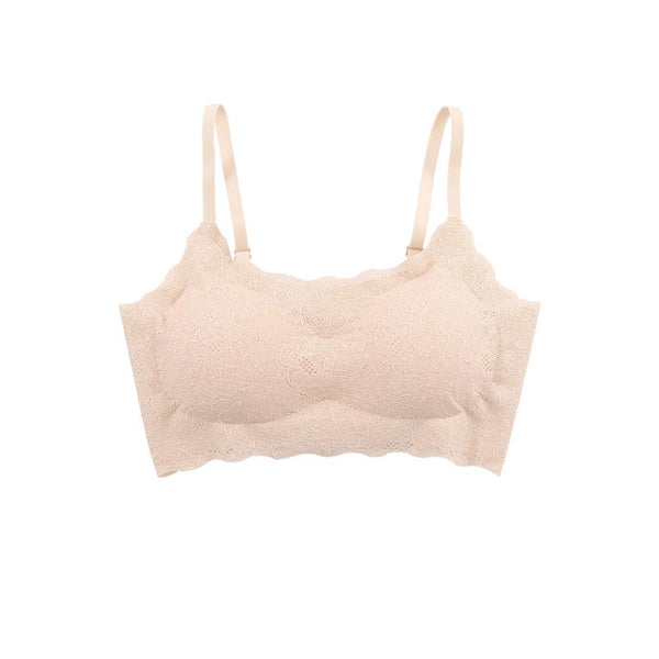 [MPFA00028] MEIPENG Explosion Bra camisole base with lace and seamless for woman