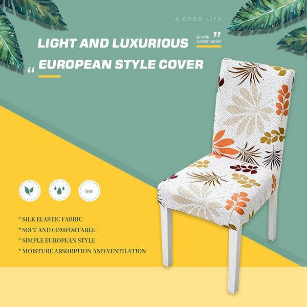 [MPHA00007] MEIPENG Dining Chair Covers Wedding Banquet Party Decor Home Seat Covers Stretch Spandex