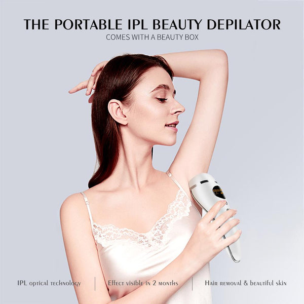 [MPTA00003]MEIPENG IPL Laser Permanent Hair Removal  Face Body Skin Painless Epilator