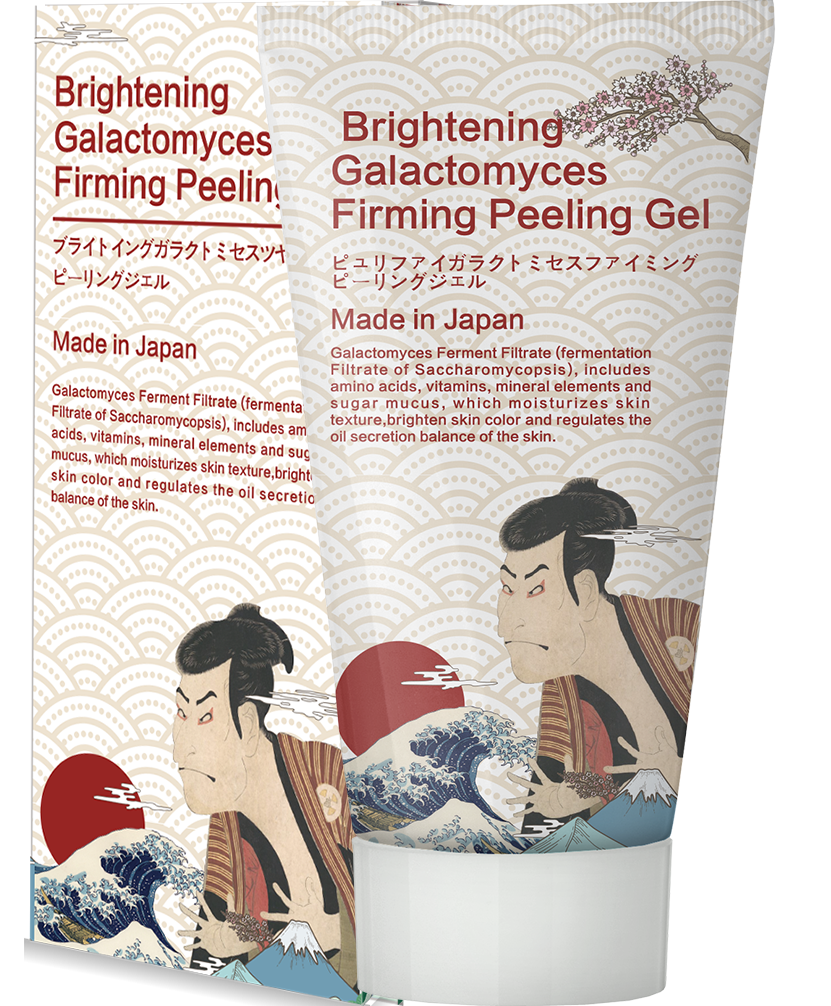 Japan MITOMO Brightening Galactomyces Firming Peeling Gel JP007-B-150